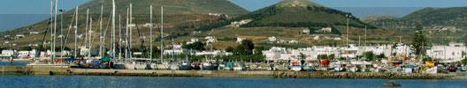 Paros Island, Greek Vacation