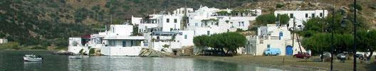 Sifnos Island, Greek Vacation