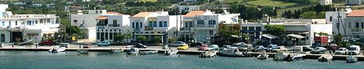 Andros Island, Greek Vacation