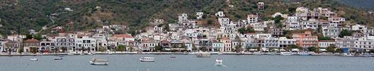 Poros Island, Greek Vacation