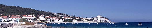Spetses Island, Greek Vacation