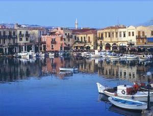 Rethymnon The Venetian Port of Rethymno Vacation
