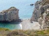 Greek Vacation in Kythira Beachgreek vacation