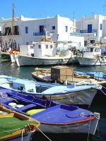 Greek Vacation in Paros, Naoussagreek vacation