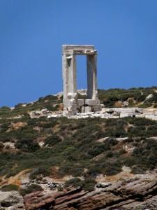 Naxos, the Portara Vacation