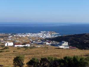 Tinos, from above Vacation
