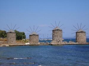Chios Vacation