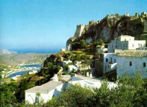 Kythira view Vacation