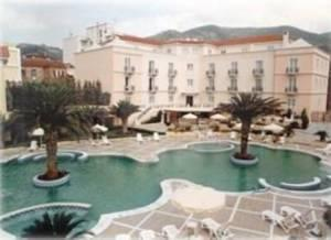Aedipsos Thermae Sylla Hotel Pool and Spas Vacation
