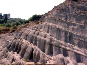 Geological Formations in Achaia Vacation