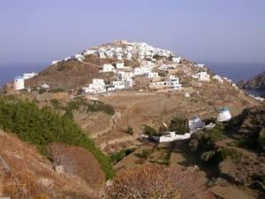 Sifnos Mountain View Vacation