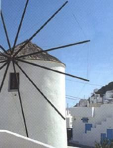 Serifos Windmill Vacation